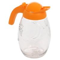 Carafa 111351-000 cu capac, sticla + plastic, 1.6 litri