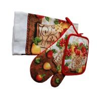Set manusa + suport + prosop fructe 5178