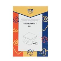 Saci aspirator Panasonic C-2E, hartie, pachet 5 bucati
