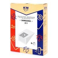 Saci aspirator Samsung VP77 si VP-100B, hartie, pachet 5 bucati