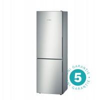 Combina frigorifica Bosch KGV36VL32S, 309 l, Low Frost, clasa A++, inaltime 186 cm, inox