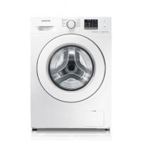 Masina de spalat rufe slim Samsung WF60F4E0W0W, 6 kg, 1000 rpm, clasa A++, adancime 40 cm, tehnologie Eco Bubble, alb