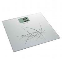 Cantar electronic pentru baie, Kadda EB9374, sticla securizata, LCD, 150 kg