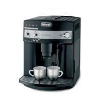 Espressor cafea DeLonghi ESAM3000B, cafea macinata + cafea boabe, 15 bar, 1350 W, capacitate 1.8 l, negru