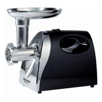 Masina de tocat carnea, electrica, Zass ZMG 04, functie Reverse, 1.6 kg/min, 1200 W, negru