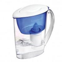 Cana de filtrare apa Barrier Extra 105-AB, albastra, 2.55 litri
