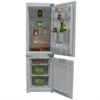 Combina frigorifica Studio Casa IC 3320, incorporabila, 226 l, clasa A+, inaltime 177 cm, alb
