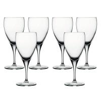 Pahar vin, Lyric 44876, din sticla, 320 ml, set 6 pahare