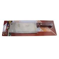 Satar Kasemi  1101845, lemn + inox, 32 x 7.5 cm