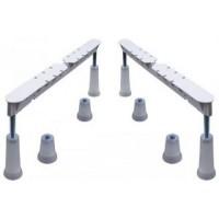 Suport metalic pentru cada rectangulara 170 x 70 cm, Roca A25F032000