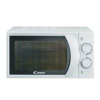 Cuptor cu microunde Candy CMG2071M, 20 l, 700 W, 6 nivele de putere, grill, control mecanic, alb