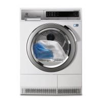 Uscator de rufe automat Electrolux EDH3498RDE, pompa de caldura, 9 kg, clasa A++, latime 60 cm, afisaj LCD DirectTouch, sistem de filtrare EcoFlow, alb