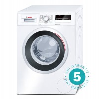 Masina de spalat rufe Bosch WAN24261BY, 7 kg, 1200 rpm, clasa A+++, adancime 55 cm, tehnologie EcoSilence Drive, alb