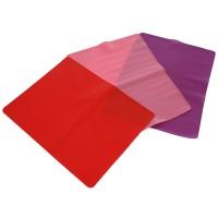 Foaie pentru copt MYS 310, silicon, diverse culori, 42 x 32 x 0.3 cm