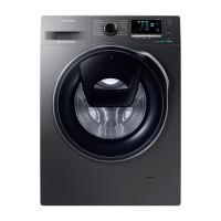 Masina de spalat rufe Samsung WW90K6414QX/LE, 9 kg, 1400 rpm, clasa A+++, adancime 55 cm, functie Addwash cu EcoBubble, inox