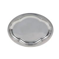 Tava ovala pentru servire, din inox, 176, 26 x 19.5 x 2 cm