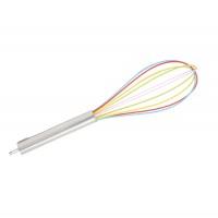 Tel silicon, maner inox, D152, multicolor, 30 cm