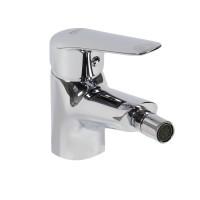 Baterie baie pentru bideu, Remer Essenza ESM20, cu ventil, monocomanda, finisaj cromat