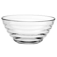 Bol pentru servirea mesei Bormioli Viva 515040, sticla, transparent, 12 x 5 cm