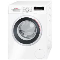 Masina de spalat rufe Bosch WAN20260BY, 8 kg, 1000 rpm, clasa A+++, adancime 55 cm, tehnologie EcoSilence Drive, alb