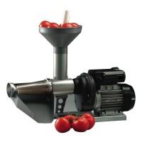 Masina de tocat rosii, electrica, Ardes AR7400, 2.5 kg/min, 400 W, profesionala, gri cu negru