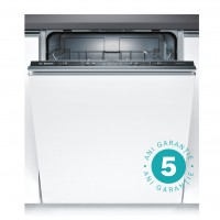 Masina de spalat vase incorporabila Bosch SMV25AX00E, 12 seturi, clasa A+, 5 programe, latime 60 cm