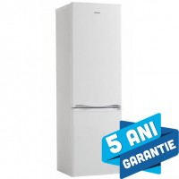Combina frigorifica Candy CM 3352 W, 252 l, clasa A+, inaltime 181 cm, alb