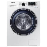 Masina de spalat rufe Samsung WW80J5345FW, 8 kg, 1200 rpm, clasa A+++, adancime 55 cm, tehnologie Eco Bubble, alb