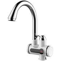Instant apa calda, electric, tip robinet, Albatros Premium, pentru chiuveta, 3 kW, 220 V