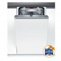 Masina de spalat vase incorporabila Bosch SPV66TX01E, 10 seturi, clasa A+++, 6 programe, latime 45 cm