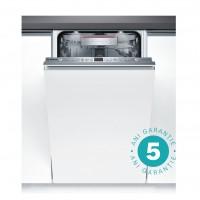 Masina de spalat vase incorporabila Bosch SPV66TD00E, 10 seturi, clasa A++, 6 programe, latime 45 cm