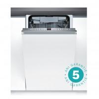 Masina de spalat vase incorporabila Bosch SPV46FX00E, 10 seturi, clasa A++, 6 programe, latime 45 cm