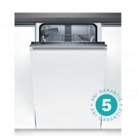 Masina de spalat vase incorporabila Bosch SPV24CX00E, 9 seturi, clasa A+, 4 programe, latime 45 cm