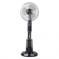 Ventilator cu pulverizare apa Zass ZMF 01, 75 W, 3 viteze, diametru 40.6 cm, rezervor apa 3.2 l, functie de umidificare, temporizare, diverse culori