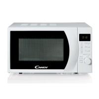 Cuptor cu microunde Candy CMW2070DW, 20 l, 700 W, 6 nivele de putere, functie decongelare, timer, alb