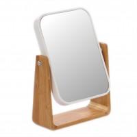 Oglinda cosmetica pentru baie, stativa, patrata, BPO - 2706 - 1F, 11.7 cm