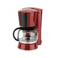Cafetiera Studio Casa Neology RB2FC, 900 W, 1.25 l, capacitate 10 cesti, functie de mentinere la cald, rosu + negru