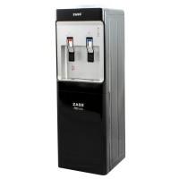 Dozator de apa Zass ZWD 10 CR, cu mini frigider 12 l, putere incalzire 550 W, putere racire 90 W, rezervor apa inox, negru