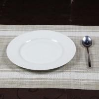 Farfurie intinsa desert, Super White, portelan, alb, 19 cm