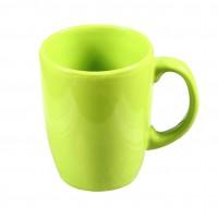 Cana lapte 2991, ceramica, verde, 300 ml