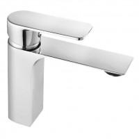 Baterie baie pentru lavoar, Kadda Slice MY1802-2 CR, montaj stativ, monocomanda, finisaj cromat
