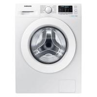 Masina de spalat rufe Samsung WW80J5345MW, 8 kg, 1200 rpm, clasa A+++, adancime 55 cm, tehnologie Eco Bubble, alb