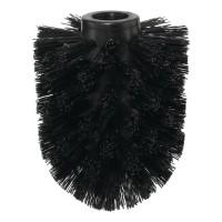Rezerva cap de perie WC tesa® 40332, diametru 7.4 cm, neagra