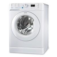 Masina de spalat rufe Indesit BWA 71252 W EU, 7 kg, 1200 rpm, clasa A++, adancime 54 cm, program Water Balance Plus, ciclu Autocuratare, alb