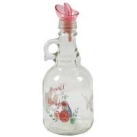 Recipient pentru ulei / otet, 151031-050, sticla transparenta, 500 ml
