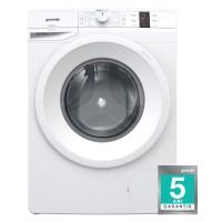 Masina de spalat rufe slim Gorenje WP60S3, 6 kg, 1000 rpm, clasa A+++, adancime 43 cm, tambur WaveActive, program AllergyCare, alb