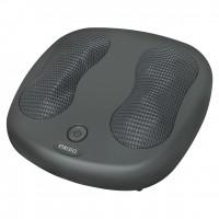 Aparat de masaj Shiatsu pentru picioare, HoMedics FMS-230H-EU, functie incalzire, gri