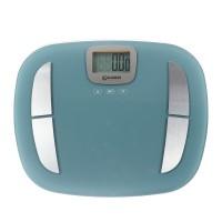 Cantar electronic pentru baie, Kadda EF592, sticla securizata, LCD, 180 kg