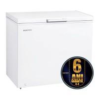 Lada frigorifica Albatros LA285AG+, 260 l, clasa A+, latime 96 cm, functie Fast Freeze, alb