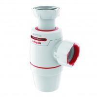 "Sifon pentru lavoar, Wirquin Neo 30722158, alb, tip butelie, 1""1/4, D - 32"